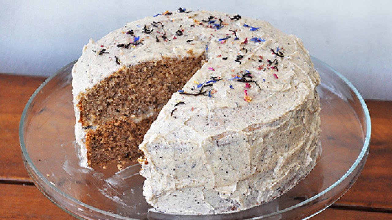 Earl Grey Cake Avalon Dairy